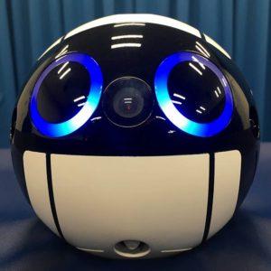 宇宙ステーション用ドローンInt-Ball
