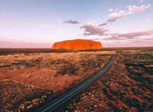 オーストラリア空撮