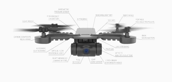 Micro-Drone-4.0機能