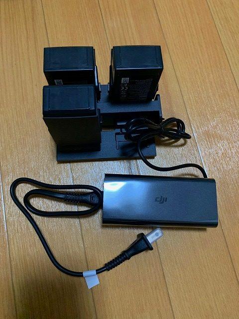 dji-mavic-air-充電