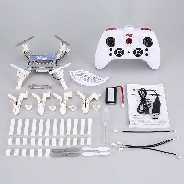 xg171-drone-同梱物