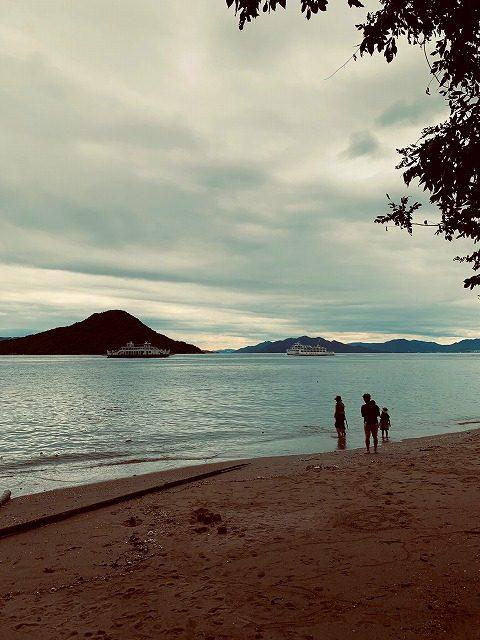 宇品島-海岸2