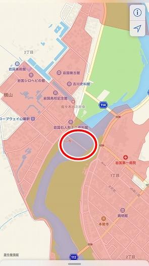 錦帯橋DID地区