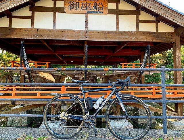 桂浜ロードバイク
