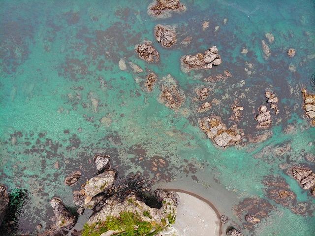 海上アルプス空撮2
