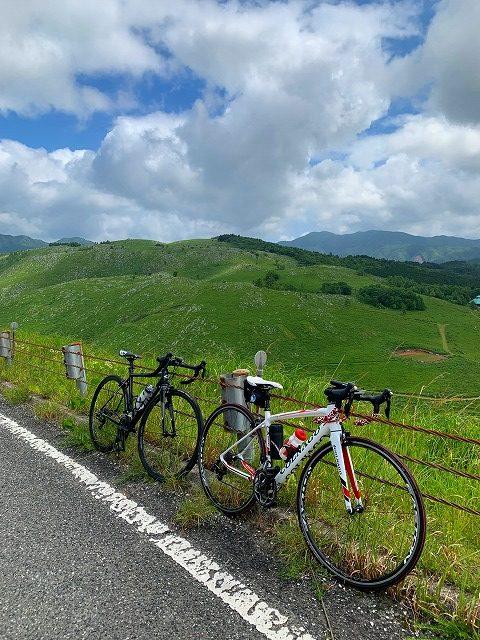 秋吉台サイクリング