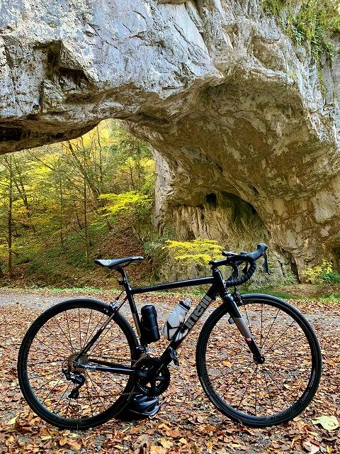 帝釈峡-ロードバイク