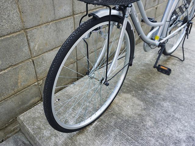 ママチャリ-タイヤ