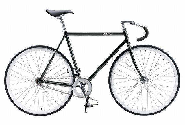 ロードバイク-ピストバイク