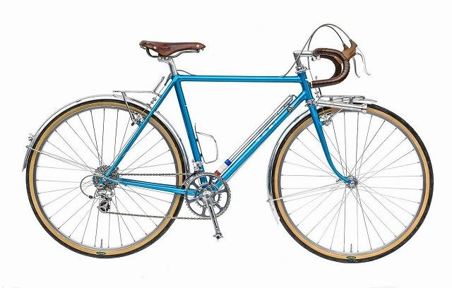 ロードバイク-ランドナー