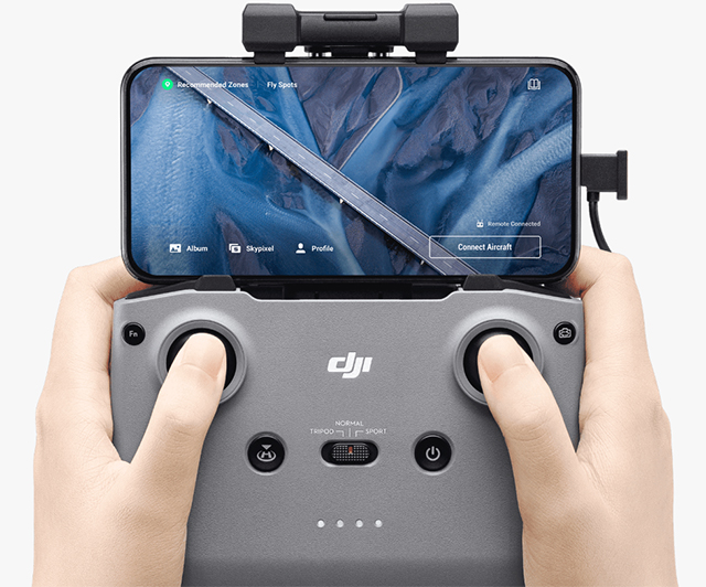 dji-mavic-air2-送信機